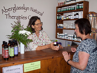 Bronwyn Shaunessy. Aberglasslyn Natural Therapies Centre