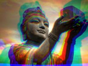 Buddha und der Stein (Der Grundsatz der Freiheit)