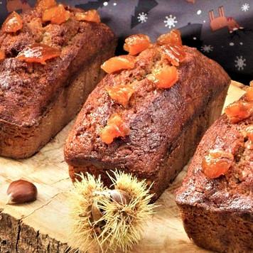 Le cake infiniment marron du Chef pâtissier Pierre Hermé