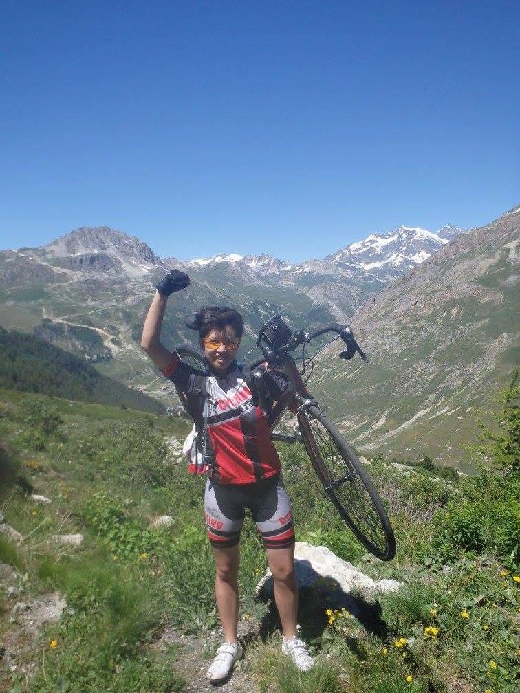 Route Des Grandes Alpes 2016