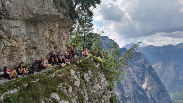 Summer Expedition 2018 -  The Julian Alps, Slovenia