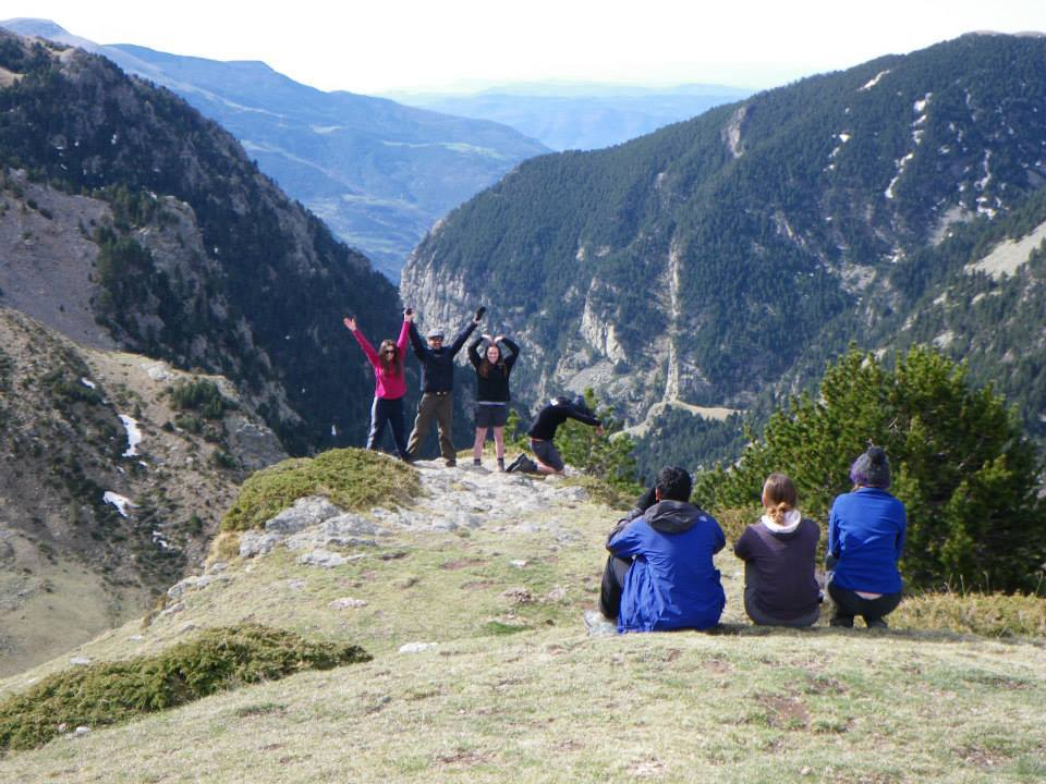 Pyrenees Summer Expedition 2014