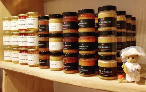Du miel local de Puylaurens ou bien plus