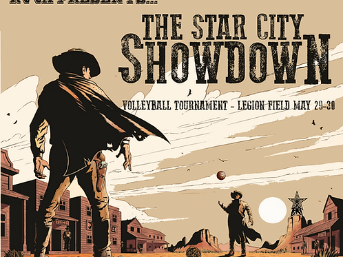 Saturday - The Showdown: MM/WW Doubles