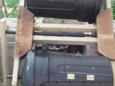 Backyard Tumbler Compost