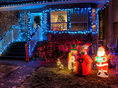 7  Activities to do this Christmas - 2020
