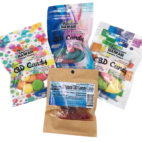 CBD Sour Candy 10mg