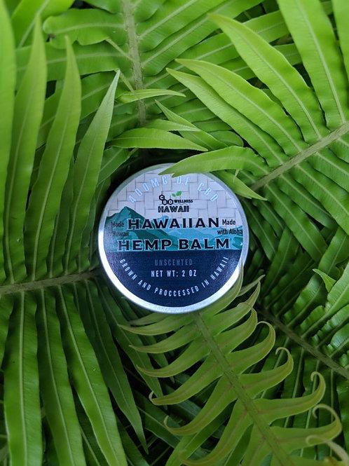 Hawaiian Hemp Balm 2oz