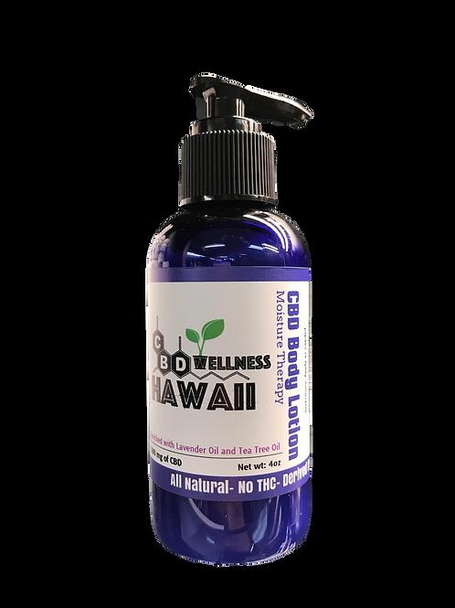 Lotion 500mg 99% CBD Isolate