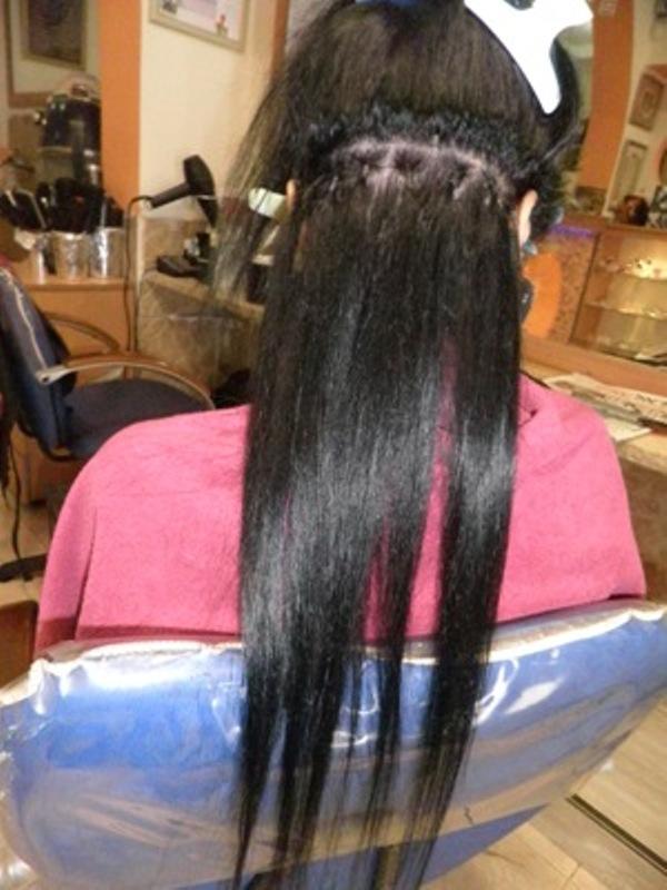 שזירת שיער - רמי מזרחי