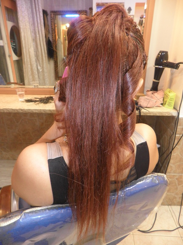 הארכת שיער שלב אחרי שלב - רמי מזרחי