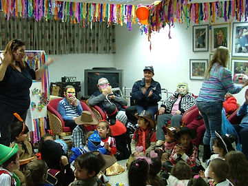 בית אבות פנינה - בית אבות בקריות