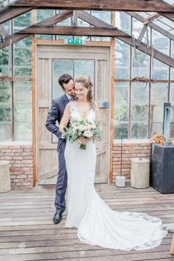 Bruiloft Dennis en Kimberly
