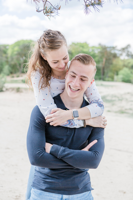 Amber en Dirk