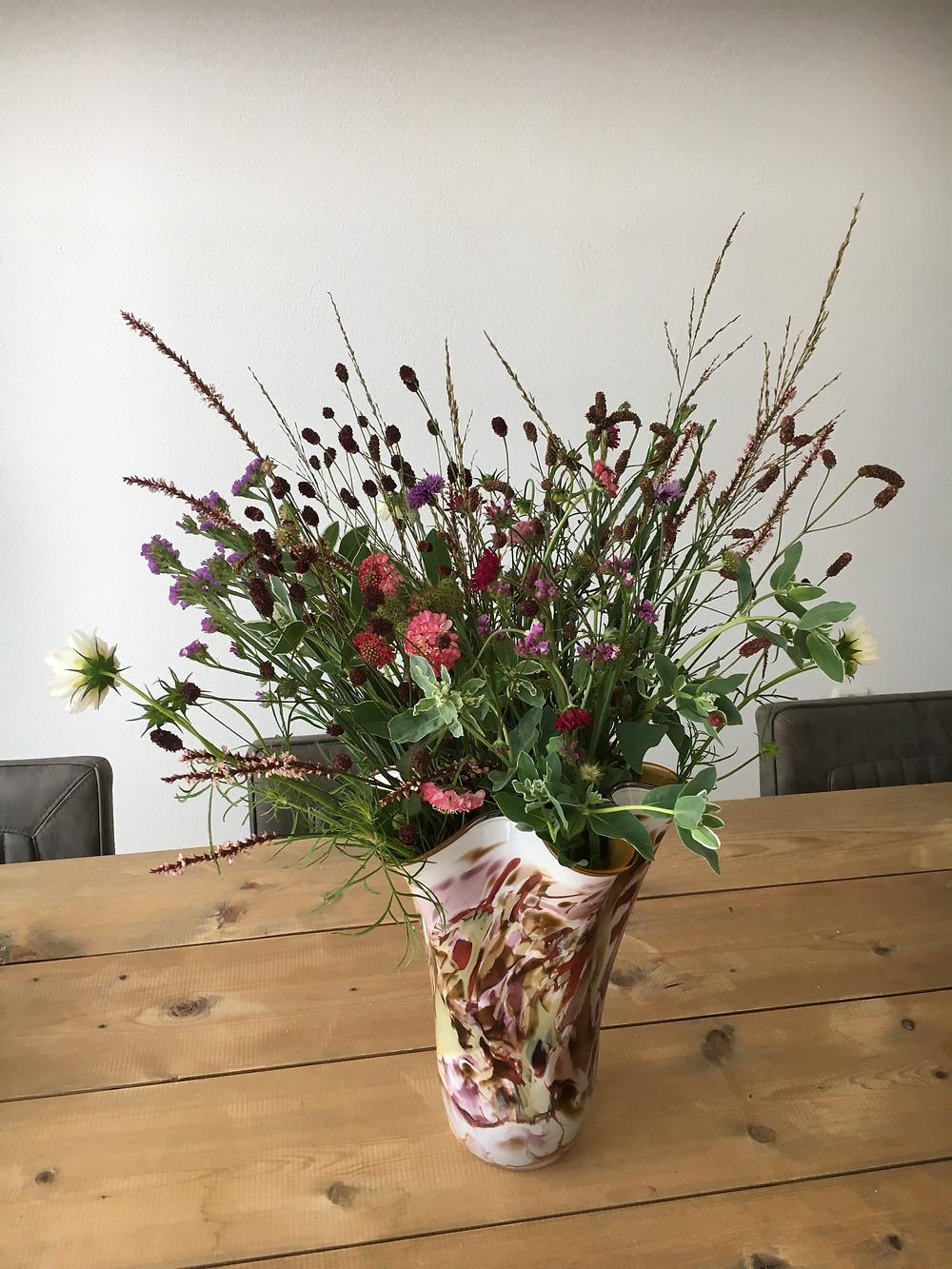 Wilde bloemen, Details, fotografie, Laura Nieuwkoop, Waspik, Waalwijk