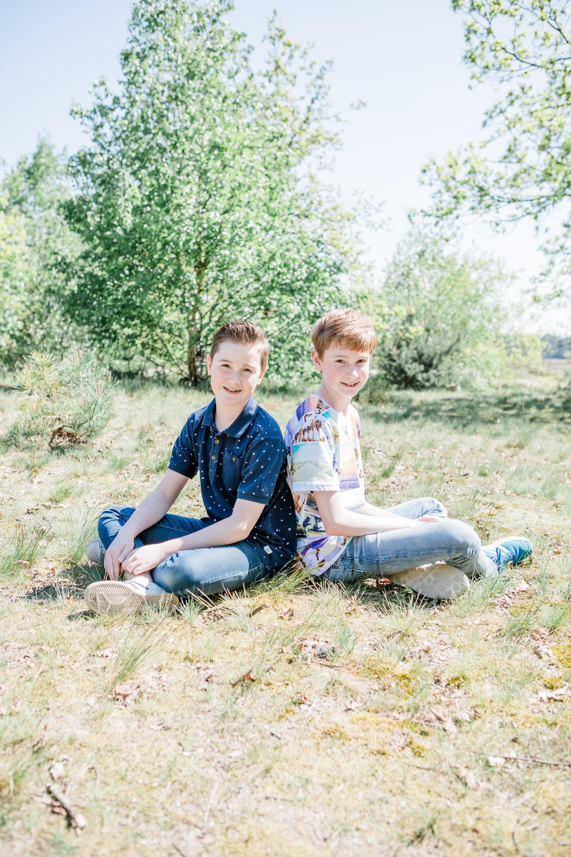 Sven en Niels