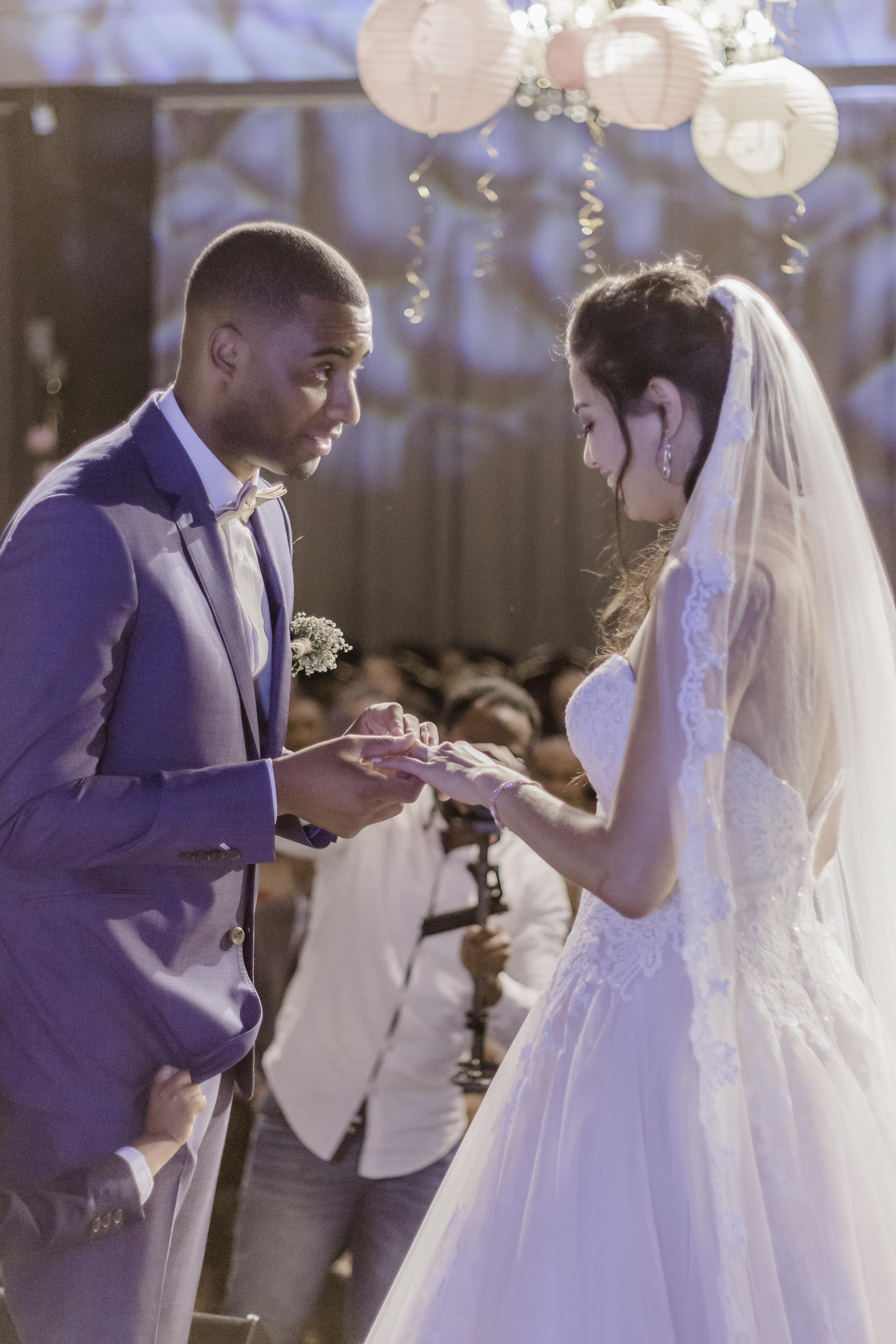 Bruiloft Jason en Athanasia