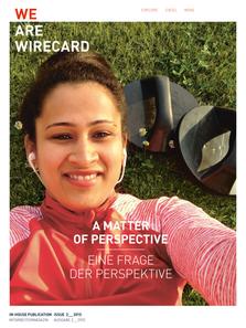 Mitarbeitermagazin, Magazin, Wirecard, Neukonzept