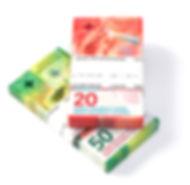 Scheizerische Banknoten, SNB