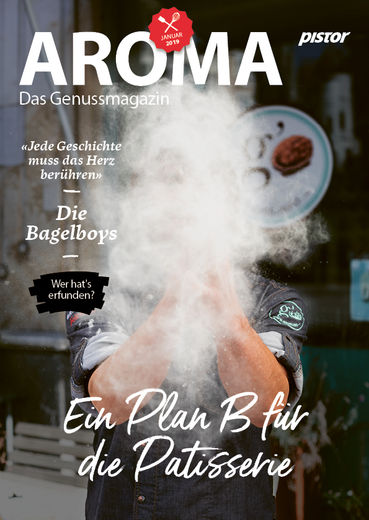 Kundenmagazin, Luzern, Pistor, Redesign