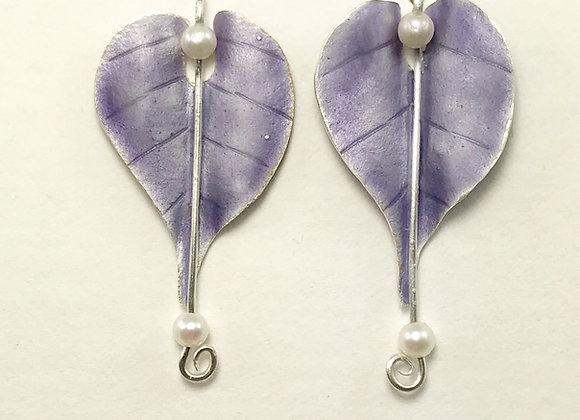 Leaf Drops_Purple