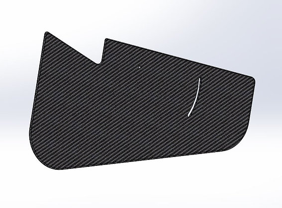 HESSIAN Wing End Plate