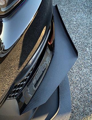 GT350 Carbon Fiber Vengeance Track Spec Canard