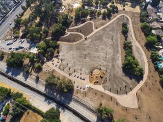 oakridge estate- park construction- wilb
