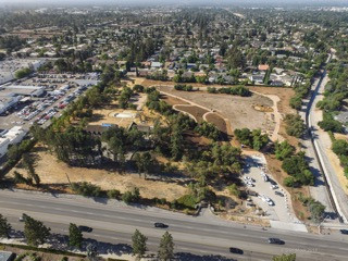 oakridge estate- park construction- devo