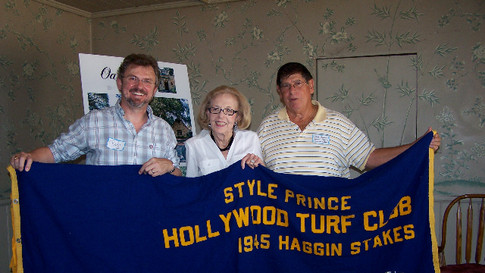 Rudy Groothedde, Rosemary Ryan, Dave Hasson
