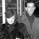 Janet Gaynor & Gilbert Adrian