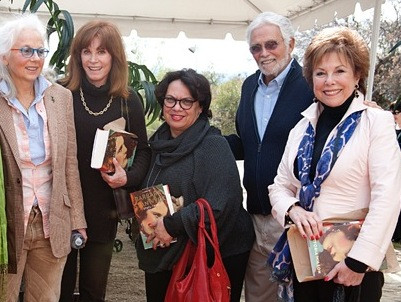 Victoria Wilson, Stefani Powers, Karen Hudson, David Hedison, Kate Edelman (2014)