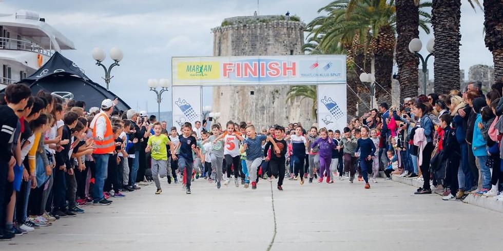 Natjecanje osnovnih Škola u trČanju