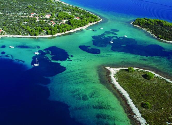 Krknjasi (Blue lagoon)