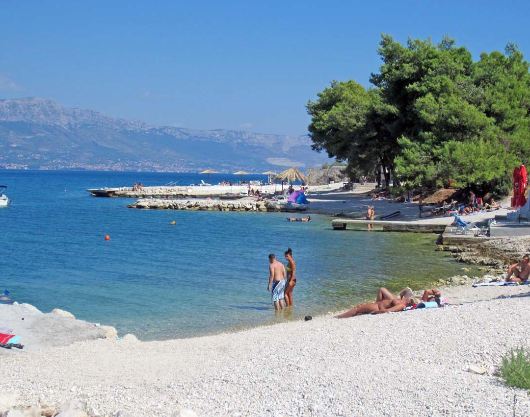Mastrinka beaches