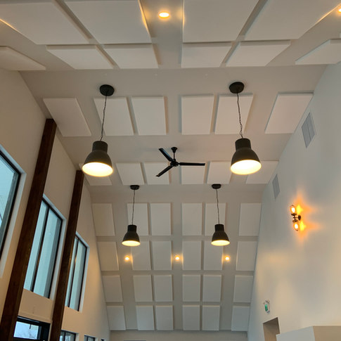 Mousse Melafoam Plafond