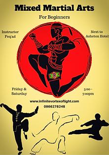 Mixed Martial Arts Flyer .png