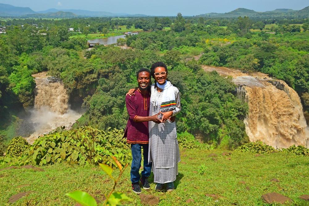 Bahir Dar Ethiopia, The Great Nile Falls