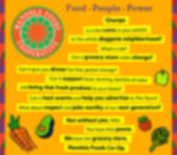 Mandela Foods Cooperative Advertorial Written by Erin Clark
