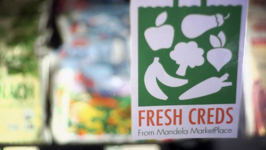 50% OFF with FreshCreds at Mandela Foods