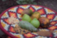 Alkaline Vegan Food Lalibela Ethiopia
