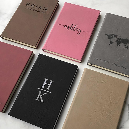 Personalized Journal Diary