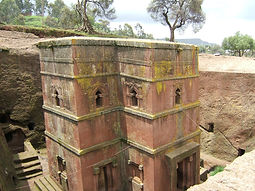 Bet Giyorgis Church Lalibela