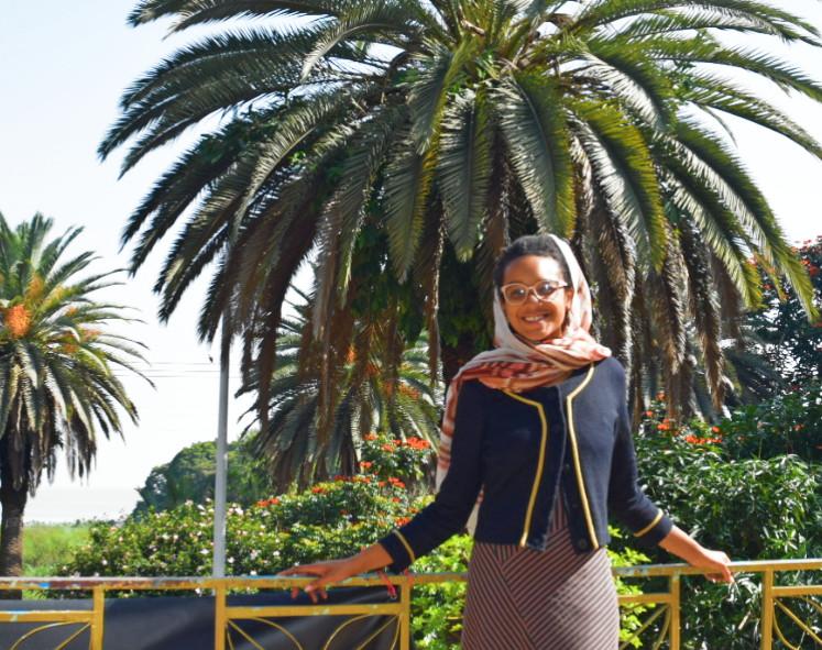 In Bahir Dar, Ethiopia