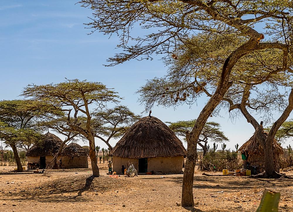 Oromia Dome Huts