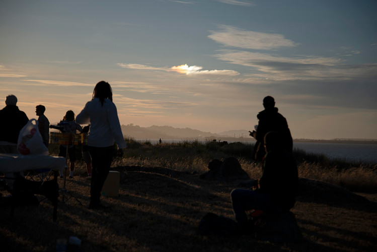 Feast of the Ancestors Gathering, Light in the Heavens