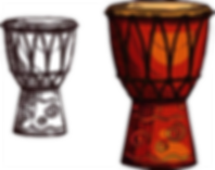 djembe drum vector.png