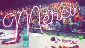 Congrès UNAEE 2018 à Bordeaux