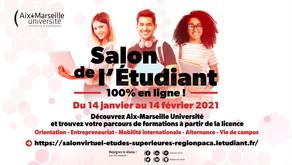 Salon de l'étudiant 2021