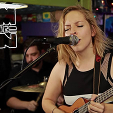 Julia Nunes - Make Out (live from Jam in the Van)